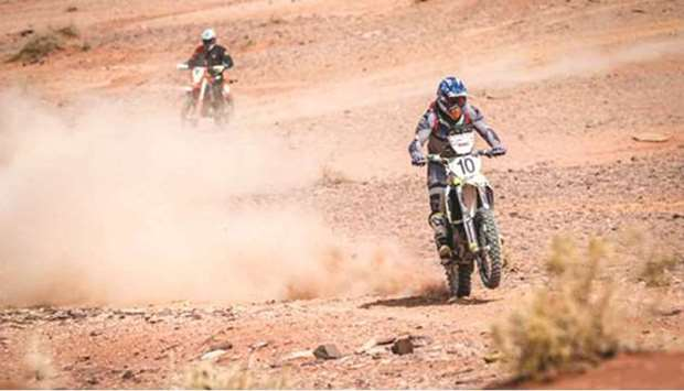 Competitors will face three stages and 504.24 competitive kilometres in a route of 872.44km.