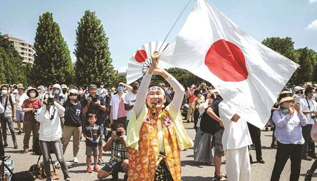 Olympic super-fan Kyoko Ishikawa, who has attended every Summer Olympics in the past 30 years, expre