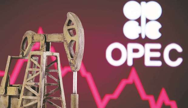 By September 2022, when Opec+ expects to have revived all of the oil production halted because of th