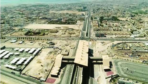 The project will improve traffic conditions between Doha, Al Wakra, and the southern areas of the co