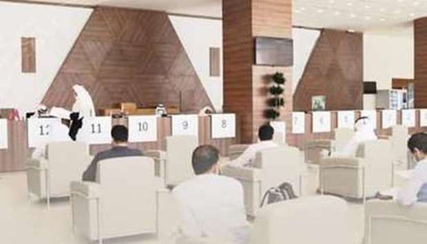 Unified service centre for all courts launched