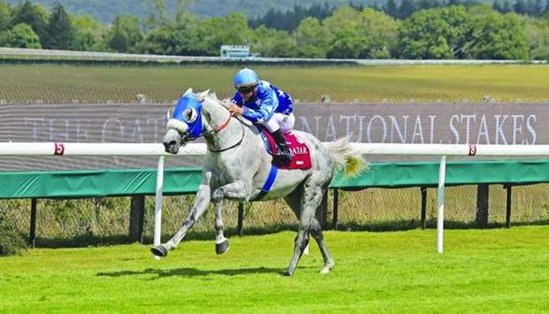 Exciting field set for a vintage renewal of Qatar International Stakes