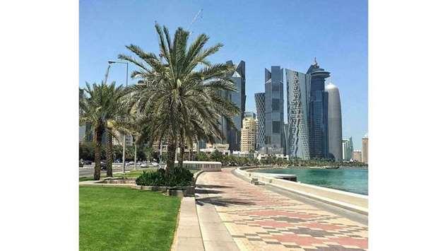 Qatar's PPI or producers price index — a measure of the average selling prices received by the domes