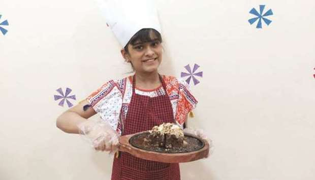 Samaira Imran Khan, a Grade 8 student of Olive International School, has been shortlisted as one of