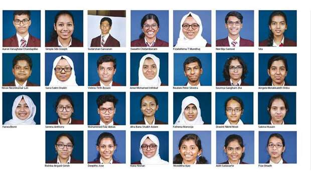 Birla Public School, which presented 433 students for the Central Board of Secondary Education's Gra
