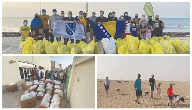 Bosnian Community in Qatar is a vibrant group of expatriates who have keenly been organising and tak