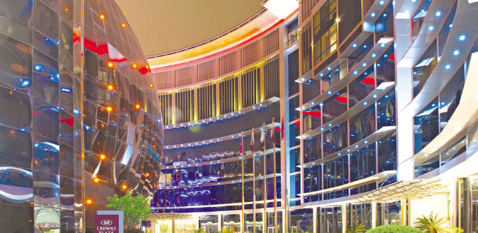 Crowne Plaza Doha - The Business Park.