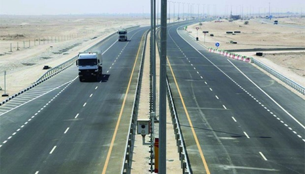The 13km road is the longest project on the Expressway Programme