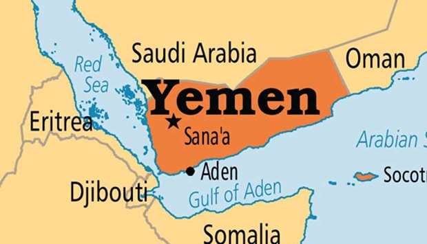 AHLEN FOUNDATION: Yemen war has left over 8,300 people dead and displaced millions