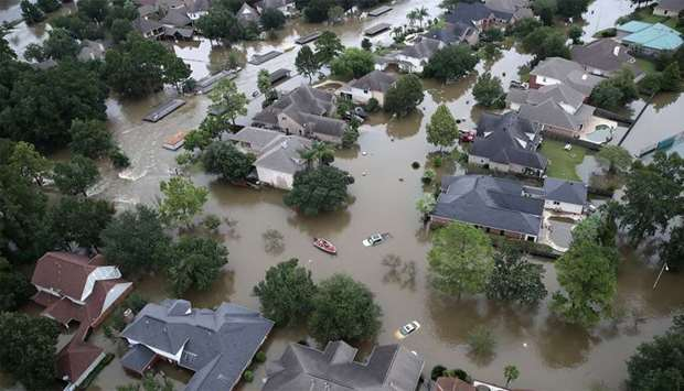 Insurance Industry Opens Hurricane Harvey Disaster Relief Fund