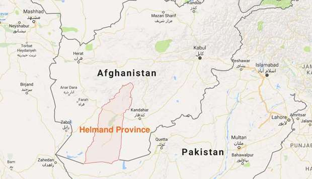 Border Police personnel killed, 7 injured in Taliban attack