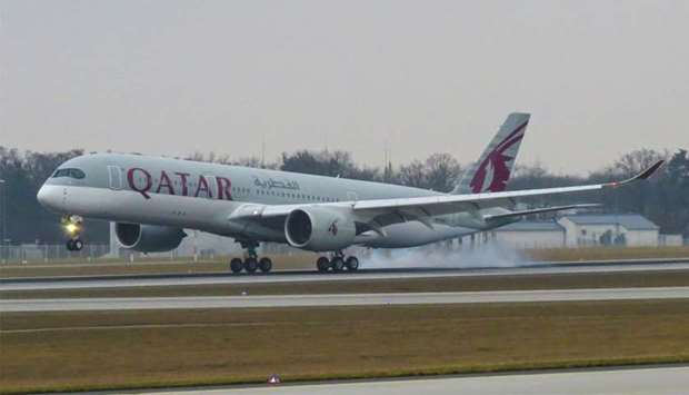 Qatar Airlines edged out Emirates and Etihad, according to the global social media sentiment