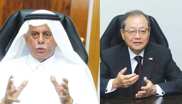 Qatar lauded for stable supply of LNG to Japan