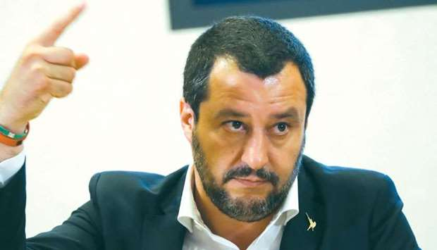 Salvini: We will defend the natural family founded on the union between a man and a woman.