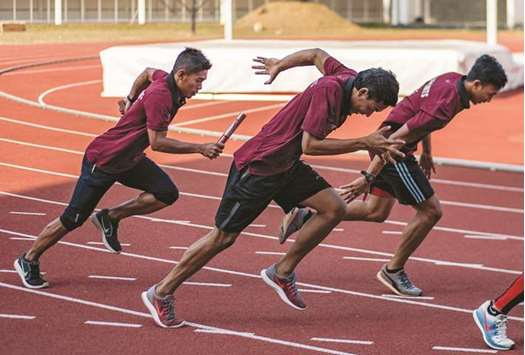 From shack to track, sprinter buoys Asiad hosts