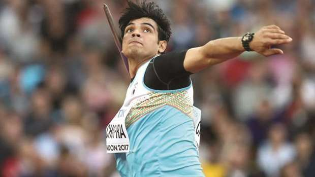 Want to give my best, says India's javelin hope Chopra