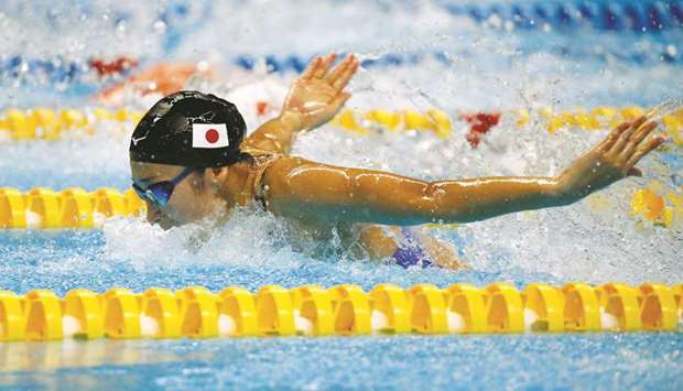 Ikee shines as Sun's bid for five golds comes up short