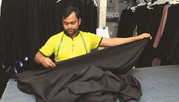 Brisk business as souqs see hordes of Eid shoppers