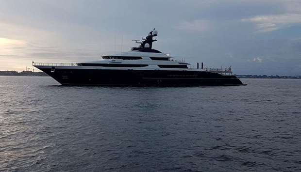 Indonesia to hand over yacht linked to 1MDB to Malaysia