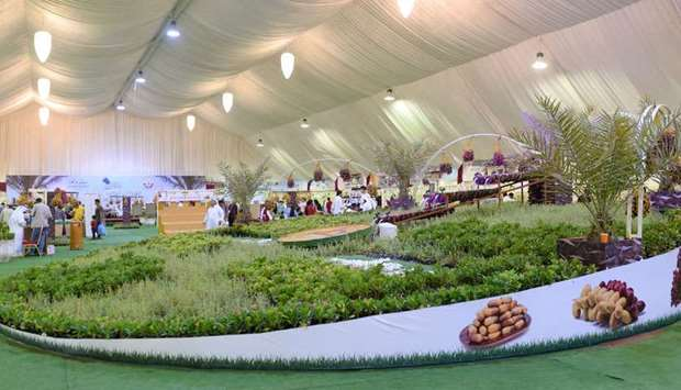 Final day of Dates Festival at Souq Wakif