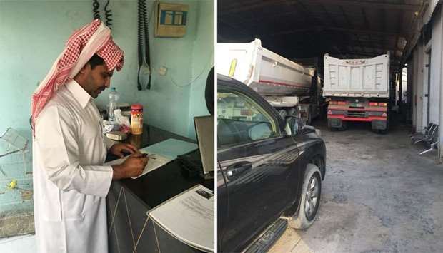 The violation was detected during a surprise inspection campaign conducted by the ministry.