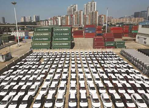 China exports surge in July despite escalating trade war