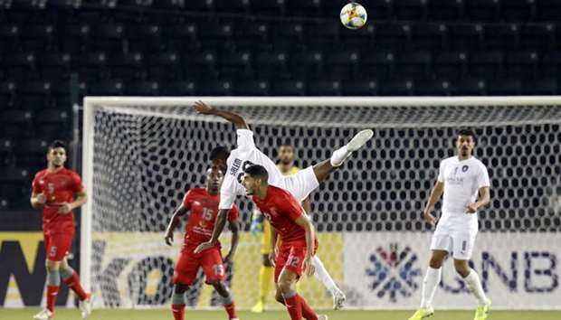 Al Sadd in quarters with feisty win over Al Duhail
