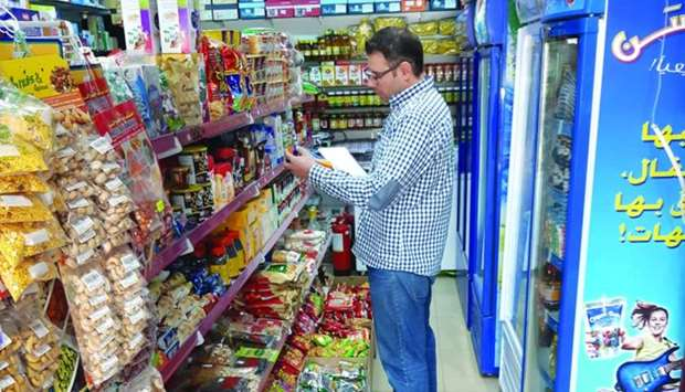 Wakrah civic officials conduct inspection of food facilities