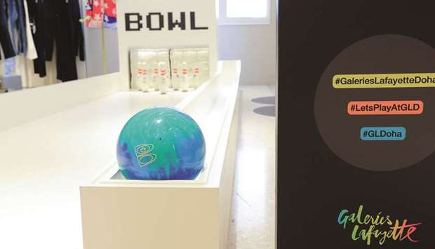 Galeries Lafayette begins Let's Play Campaign