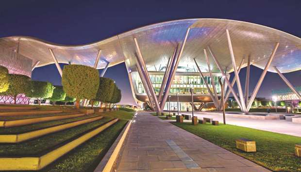 QSTP is a Free Zone and business park.