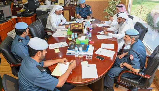 Committee for Removing Abandoned Vehicles