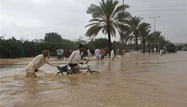 Afghanistan flood