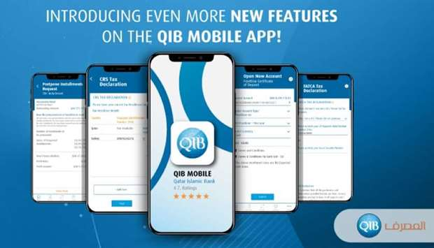 Through the app, the eligible Qatari customers can now postpone their PFMI for the next three months