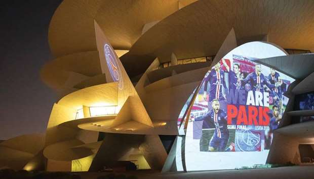 PSG success, French culture highlighted