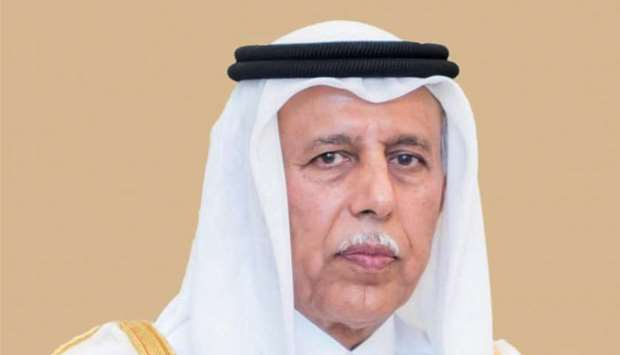 HE Speaker of the Shura Council Ahmed bin Abdullah bin Zaid al-Mahmoud