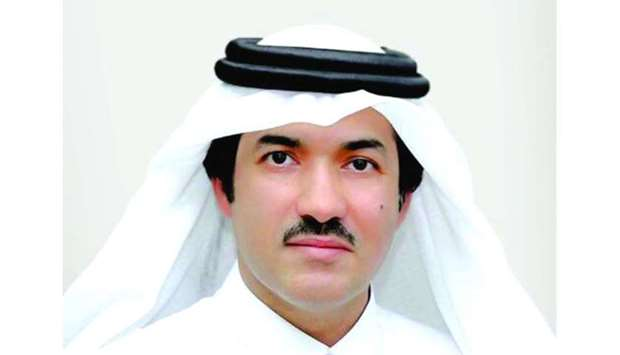 HE the Minister of State and QFZA chairman Ahmad al-Sayed.