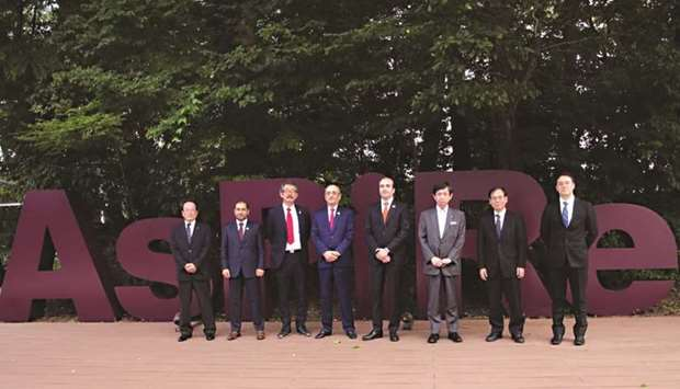 Qatar's ambassador inspects facilities built by QFF in disaster-stricken areas in Japan