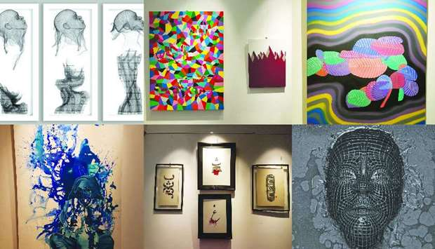 AlBahie Auction House to hold online auction of Qatari contemporary art