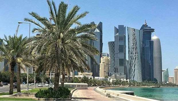 """In its 'Middle East Monitor', Fitch Solutions said Qatar's headline expenditures are expected to """"re"""