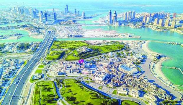 Oil and gas production in Qatar is likely to increase only slightly, but progress in the vaccination