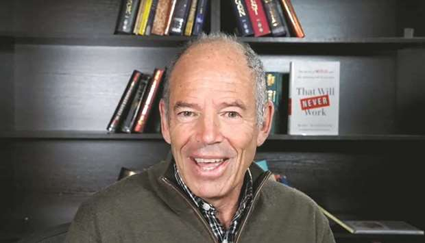 Marc Randolph at the event.