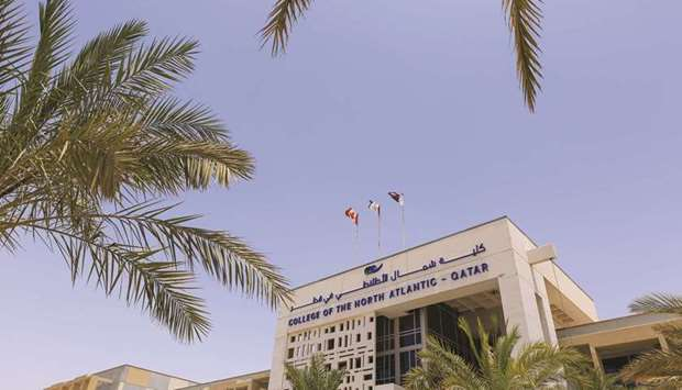 College of the North Atlantic - Qatar (CNA-Q) is developing a five-year research strategy to meet th