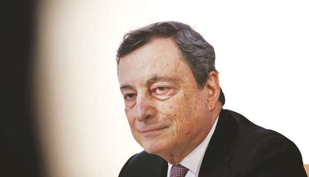 Mario Draghi's second 'whatever it takes'