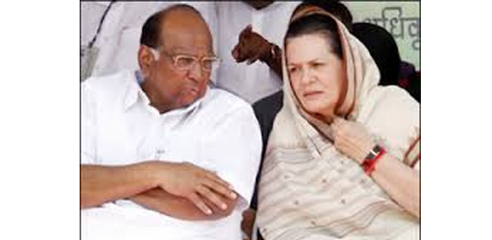 Pawar and Sonia