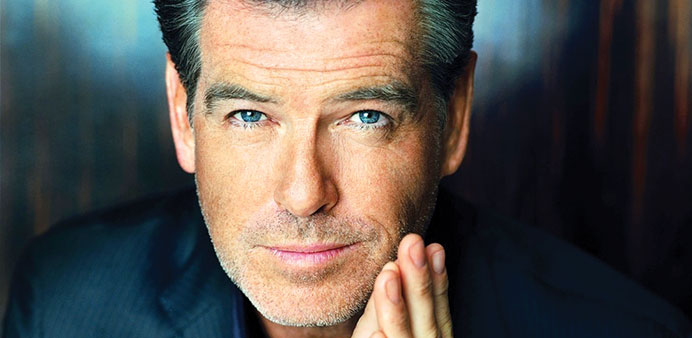TALKING POINT: Pierce Brosnan