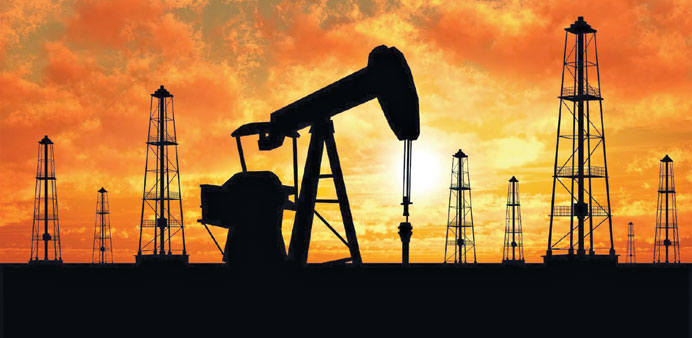 World oil prices advanced to new 2015 peaks as the dollar weakened against the euro