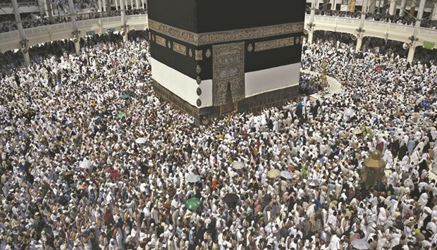 Allah prescribed Haj once in a lifetime upon the Muslims