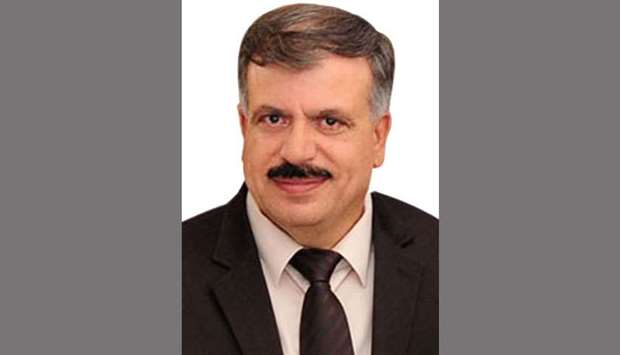 Syrian Electricity Minister Mohammad Zuhair Kharboutli