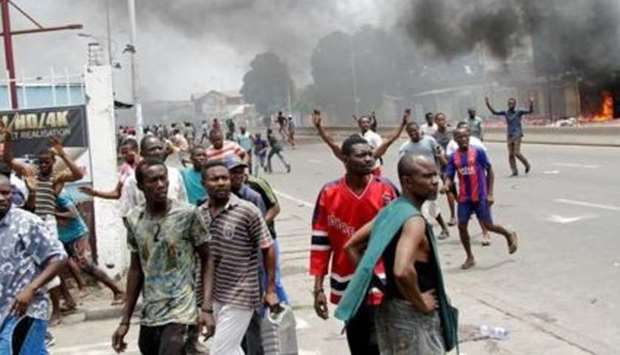 Burundian refugees in clashes with Congolese security