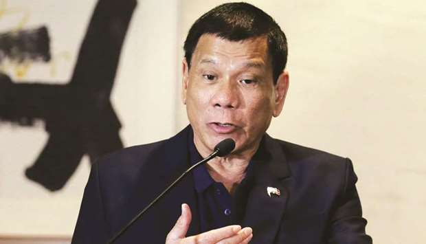 Duterte: unusual criticism of Marcos regime